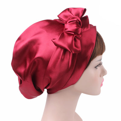 Felicia headscraf modest fashion mall bandannas headwear red