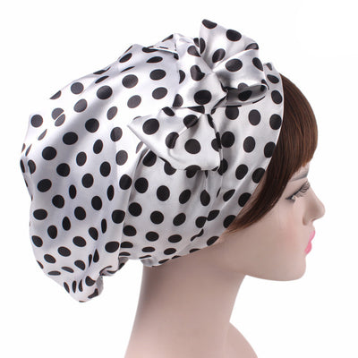 Felicia headscraf modest fashion mall bandannas headwear dots