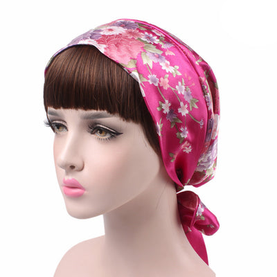 Felicia headscraf modest fashion mall bandannas headwear fuchsia4