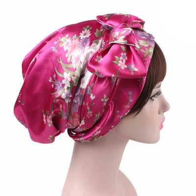 Felicia headscraf modest fashion mall bandannas headwear fuchsia