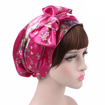 Felicia headscraf modest fashion mall bandannas headwear fuchsia6