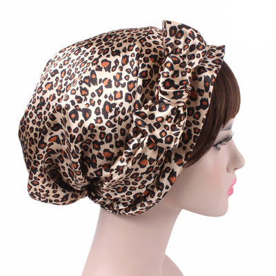 Felicia headscraf modest fashion mall bandannas headwear leopard