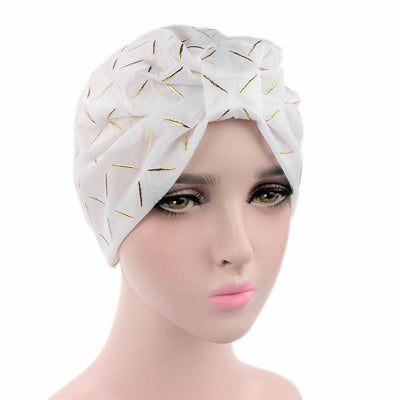 Geometric Mesh Turban_Turbans_Head_covering_Modest_Headcovres_White
