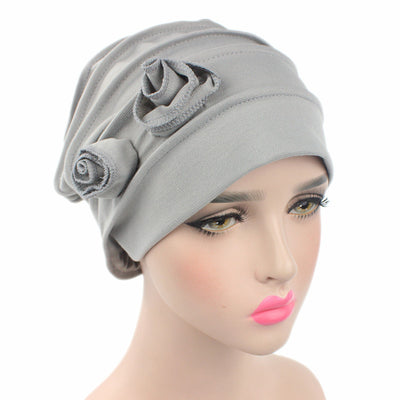Gray hat, Hats, Head covering, Modest