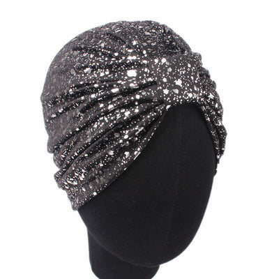 Margaret_Fancy_Turban_Turbans_Head_covering_Modest_Headcovers_Gray