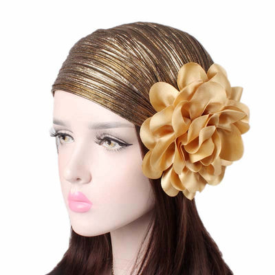 Elegant_Turban_Turbans_Head covering_Modest_Gold_turban