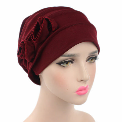 Red hat, Hats, Head covering, Modest