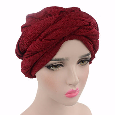 Headscarf, Head wrap, Head covering, Modest Chic, Hijab red