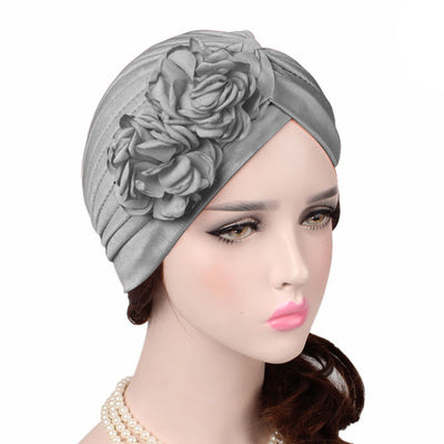 Virginia_Floral_Turban_Turbans_Head_covering_Modest_Headcovers_variants-gray