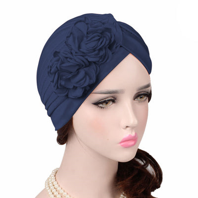 Virginia_Floral_Turban_Turbans_Head_covering_Modest_Headcovers_variants-navy