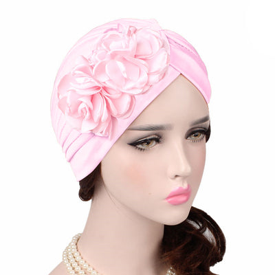 Virginia_Floral_Turban_Turbans_Head_covering_Modest_Headcovers_variants-pink