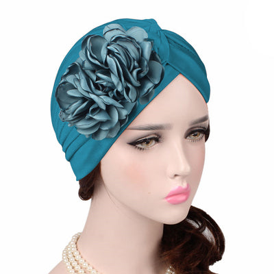Virginia_Floral_Turban_Turbans_Head_covering_Modest_Headcovers_variants-teal