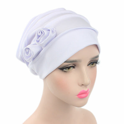 White hat, Hats, Head covering, Modest