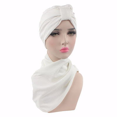 Headscarf, Head wrap, Head covering, Modest Chic, Hijab White