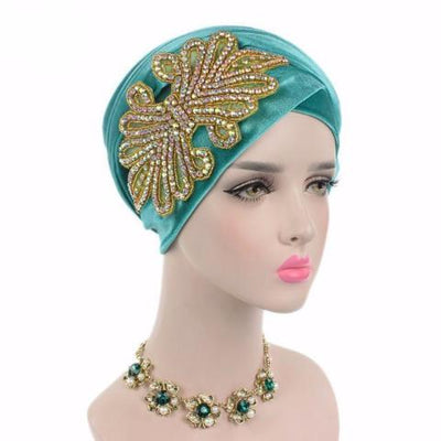 Jewelry Headscarf