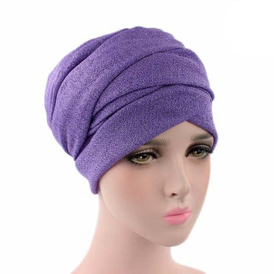 Headscarf, Head wrap, Head covering, Modest Chic, Purple Headscarf