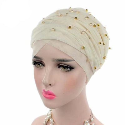 Beaded Headwrap