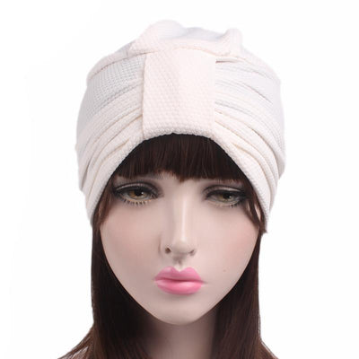 Soft_turban_head-covers_head-covering_modest_Cancer_hat_Basic_White
