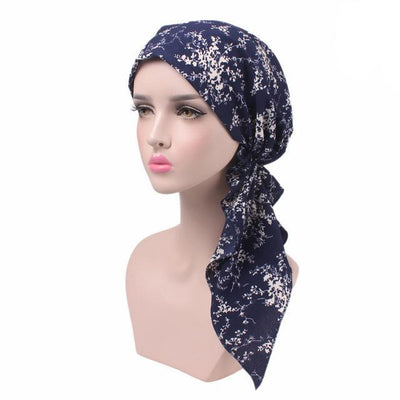 Bandana, Bandanna, Bandanas, Head covering, Modesty, Blue bandana