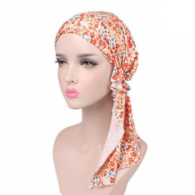 Bandana, Bandanna, Bandanas, Head covering, Modesty, Orange bandana