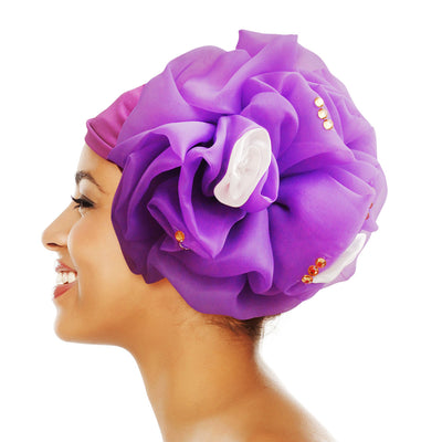 "King Flower ""Lux Edition"" Turban"