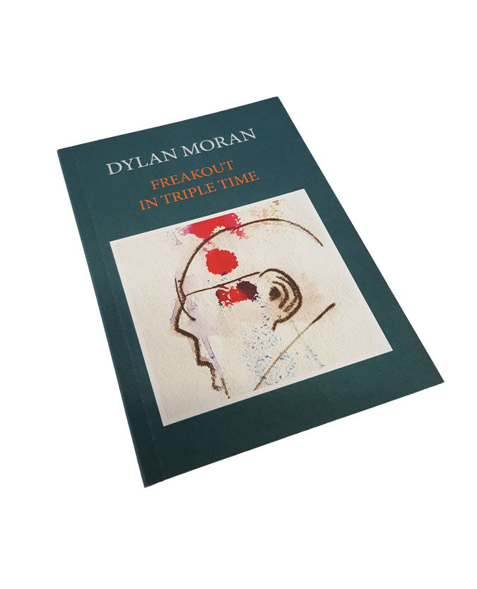 Dylan Moran: Freakout In Triple Time Book
