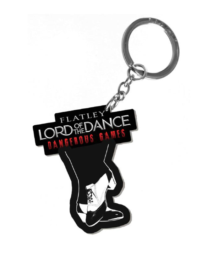 Lord of The Dance (Shoes) Keyring