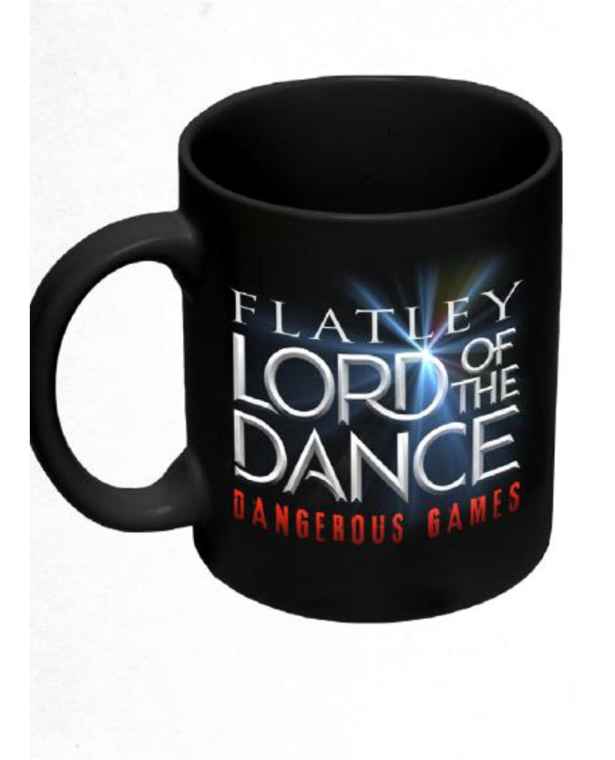 Lord of The Dance (Square Logo) Mug