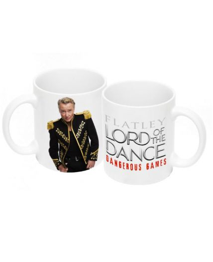 Lord of The Dance  (Michael Photo) Mug