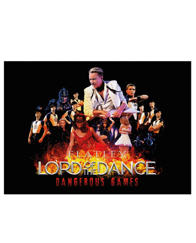 Lord of The Dance (Group) Poster