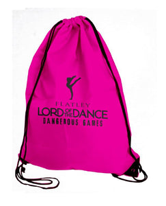 Lord of The Dance (Pink Logo) Bag