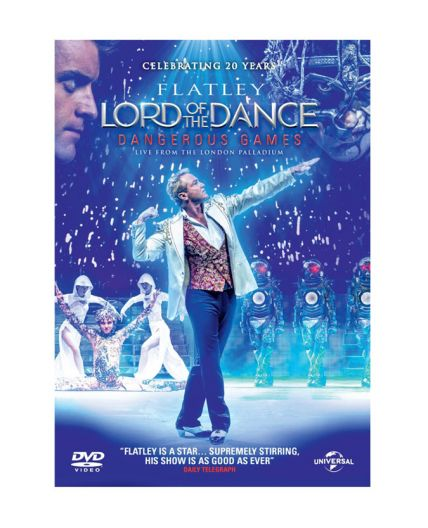 Lord of The Dance (Dangerous Games) DVD