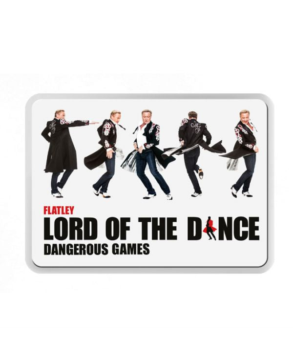 Lord of The Dance (5 Michaels) Magnet