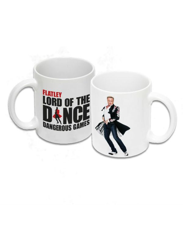 Lord of The Dance (Michael Dancing Logo) Mug