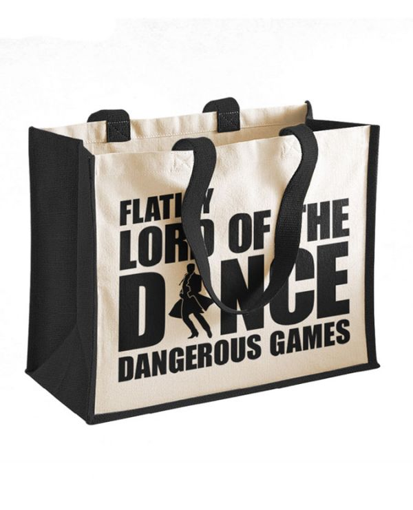 Lord of The Dance (New Logo) Shopper Bag