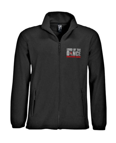Lord Of The Dance (Embroided Logo) Fleece Jacket