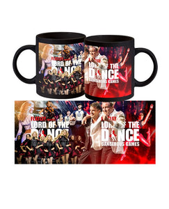 Lord Of The Dance (Live Collage) Mug