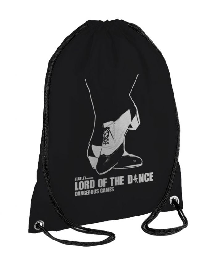 Lord Of The Dance (Shoes) Black Bag