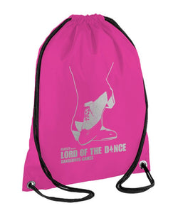 Lord Of The Dance (Shoes) Pink Bag