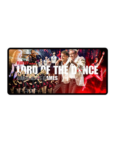 Lord Of The Dance (Live Collage) Magnet