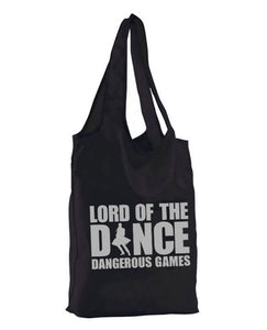 Lord Of The Dance (Logo) Fold-Away Bag