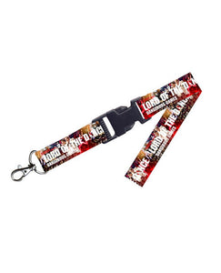 Lord Of The Dance (Collage) Lanyard