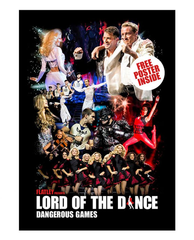 Lord Of The Dance Programme