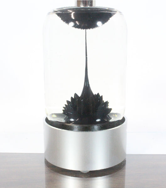 SPIKE ferrofluid display (Black ferrofluid)