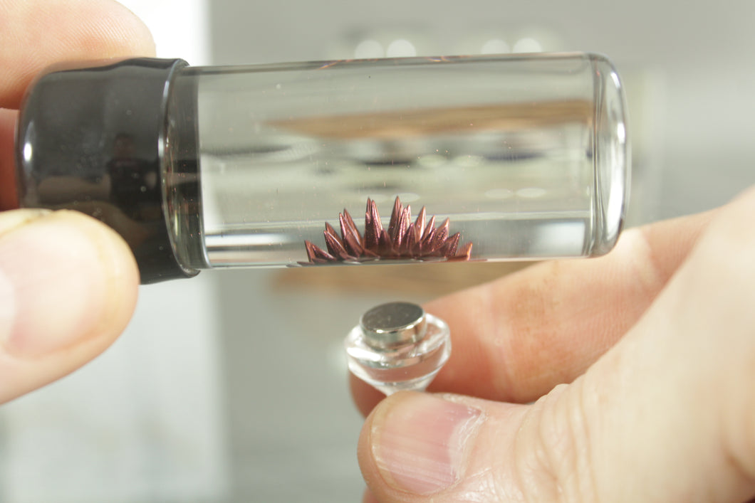 Ferrofluid Mini Display RED