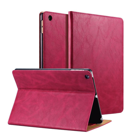 Rose iPad Air Leather Smart Case