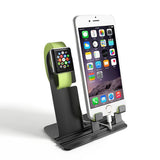 Aluminum Charging Dock with Sliding Holders for Apple Watch / iPhone / iPad