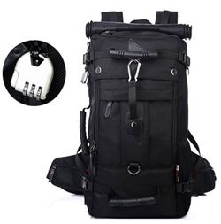 Kaka Outdoor Traveling/Hiking Backpack with Laptop Compartment