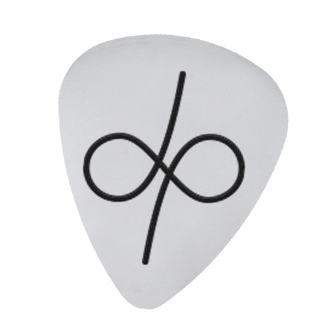Deep Purple (DP Plectrum) Badge
