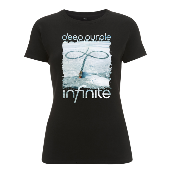 Deep Purple (Infinite European Tour 2017) Black Ladies T-Shirt